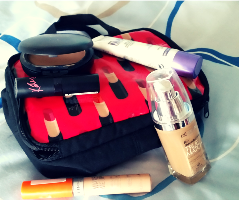 Guest post: Aleeha gives her top 5 most used makeup products! - The