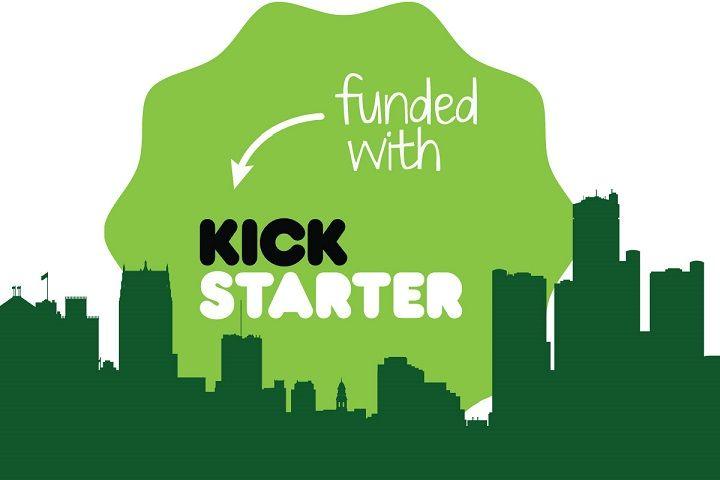 Kickstarter, Кикстартер, краудфандинг, инди-игры