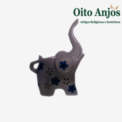 Aromatizador * Oito Anjos Artigos Religiosos e Loja Esotérica