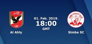 اون لاين مشاهدة مباراة الاهلي وسيمبا التنزاني بث مباشر اليوم 2-2-2019 دوري ابطال افريقيا اليوم بدون تقطيع