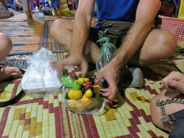 Koey fruit in Siem Reap Cambodia