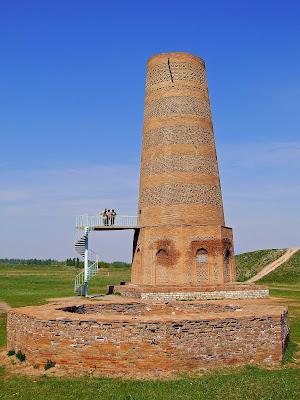 kyrgyzstan burana history, kyrgyzstan tours 2014
