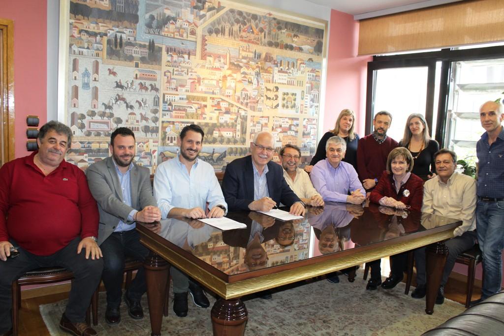 Νέος Βρεφονηπιακός Σταθμός στην Ανθούπολη και αθλητικές υποδομές στην Τούμπα
