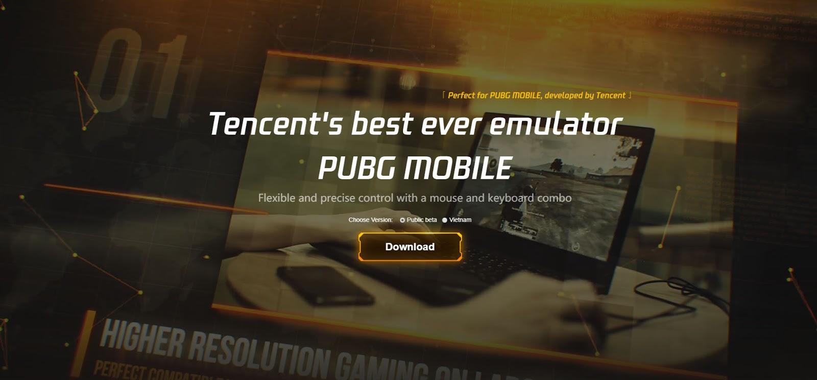 Cara Bermain PUBG Mobile di PC