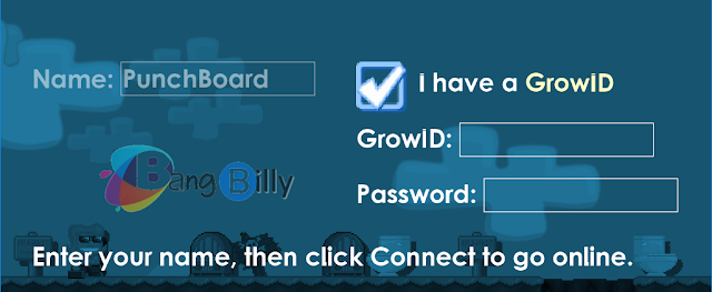 Cara Mengganti Password di Growtopia