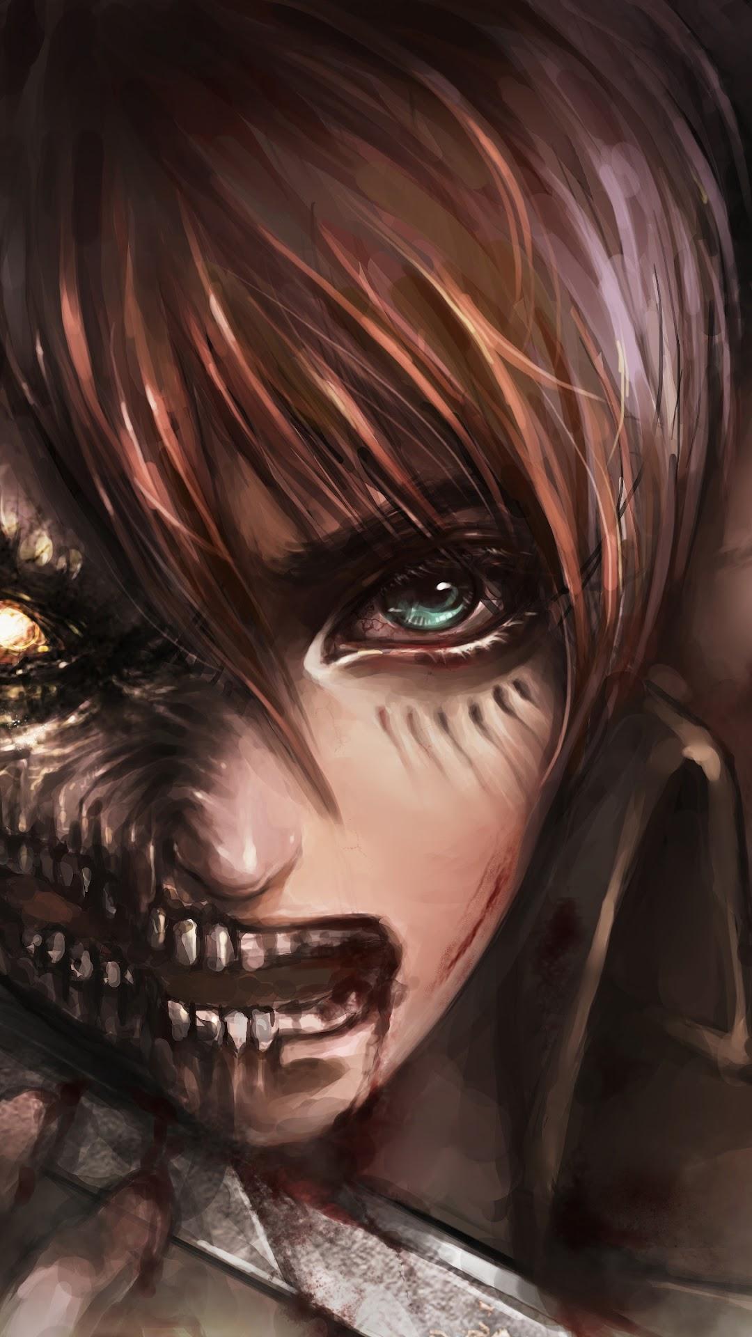 Eren And Levi Attack On Titan 4k Wallpaper 112