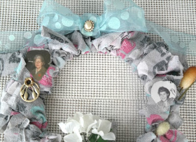 DIY Memorial Memory Wreath