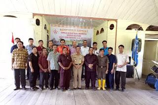 Buka Rapat Kerja Daerah 1 Gereja Kemah Injil Belitang