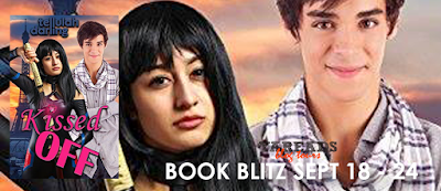 #bookblitz #Giveaway #ya #romance #adventure #yareads #kissedoff #tellulahdarling