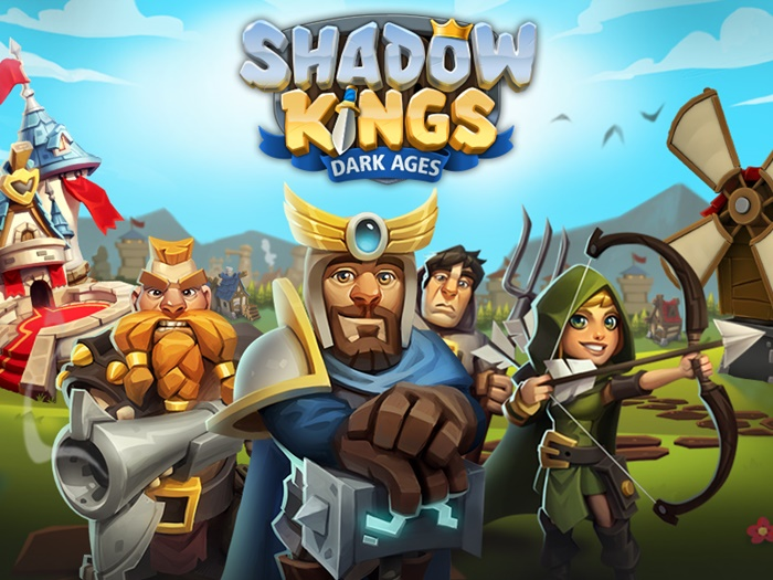 Shadow Kings - The Dark Ages Play Free Online Game