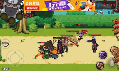 Download Naruto Senki v1.20 First 3