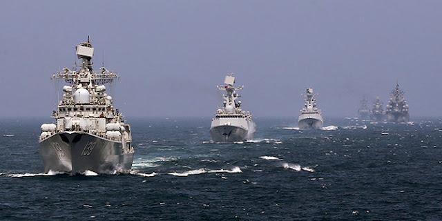 Ketegangan Amerika Serikat-China di Laut China Selatan