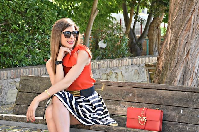 Trend righe: come indossare il must have dell'estate 2017