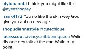 Fans Fight Each Other As Toolz Reveals She's Bleaching Her Skin