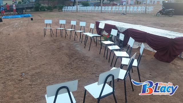 XII ENCENAÇÃO DA PAIXÃO DE CRISTO NA PARÓQUIA SÃO SEBASTIÃO DE LIMA CAMPOS - CE