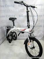 2 Sepeda Lipat Laux Turin 16 Inci