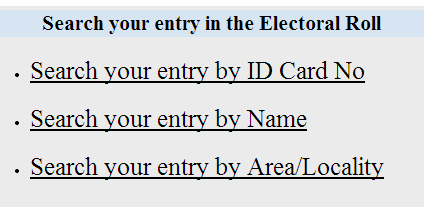 Election id card office in bangalore dating 7