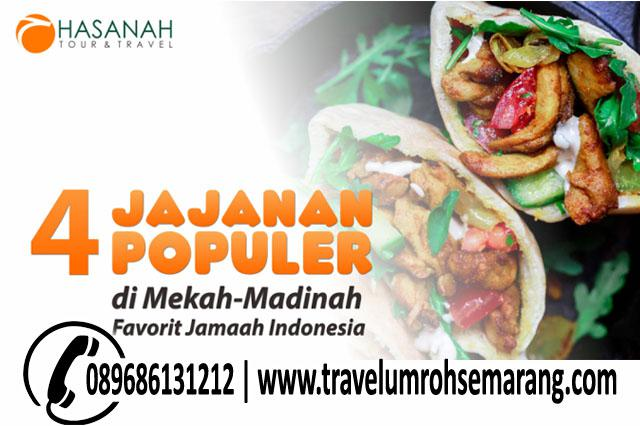 4 Jajanan Populer di Mekah-Madinah Favorit Jamaah Indonesia