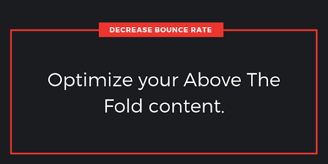 how to reduce bounce rate of your website, blogs, landing page (for WordPress, Blogger, and other CMSs)