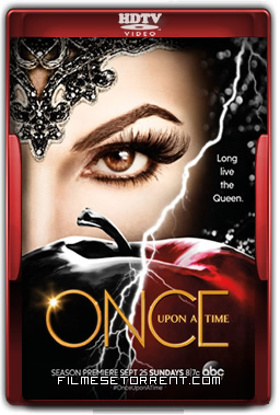 Once Upon a Time 6ª Temporada Legendado Torrent 2016 HDTV 720p 1080p Download