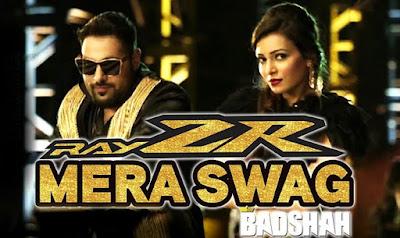 RayZR Mera Swag Song – Badshah feat. Aastha Gill