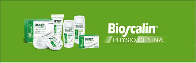 Physiogenina di Bioscalin®, per il benessere dei tuoi capelli