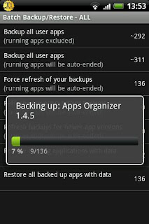 Titanium Backup Pro v7.5.0 Full APK