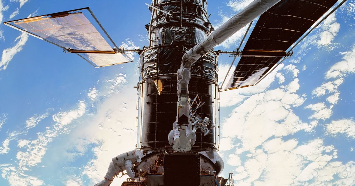 Image of the Day | Hubble Space Telescope Repair....