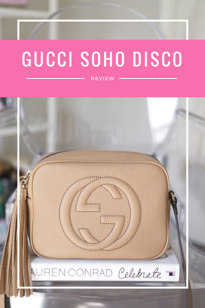 73e9b0055fd68 Gucci Soho Disco Bag Review  What s in my Gucci Soho Disco Bag