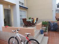 chalet adosado en venta av mohino benicasim terraza