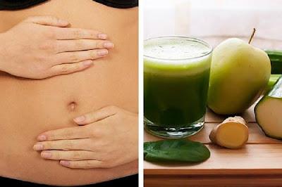 Plan dépuratif 15 jours pour dégonfler et perdre du poids