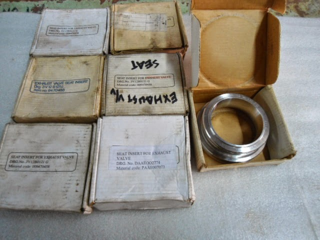 Unused Spare parts for Wartsila Engines
