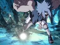 Sasuke sello maldito fase 2 chidori