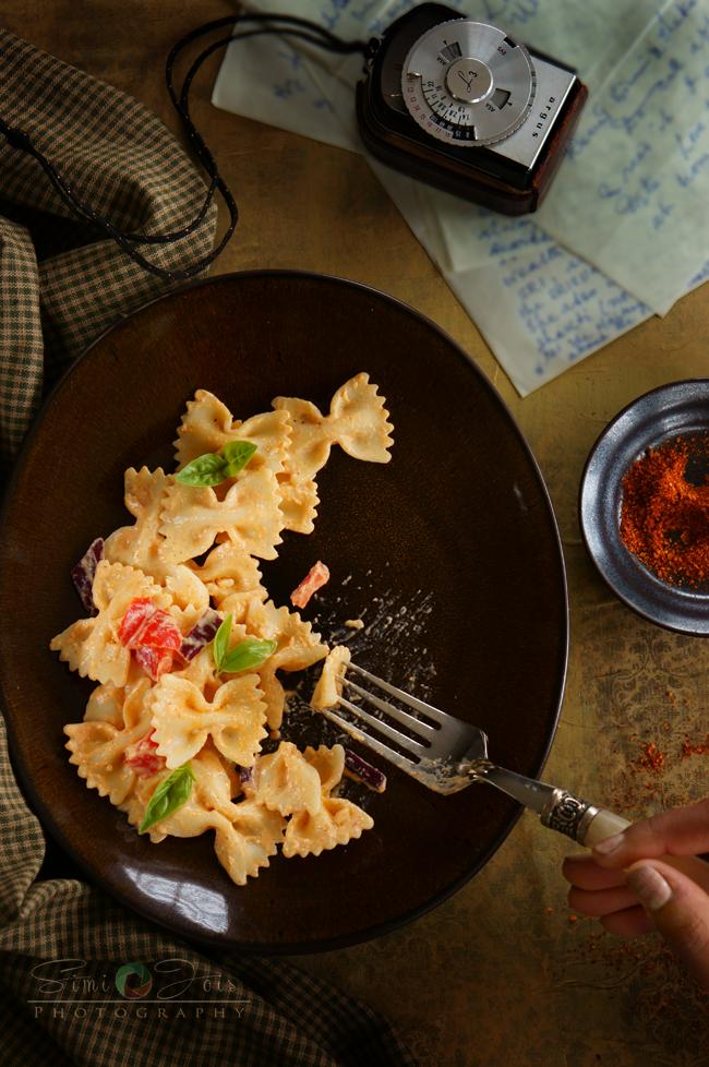 Pasta salad, cold pasta salad, summer pasta salad