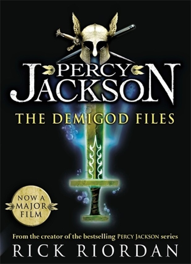 percy jackson font free download