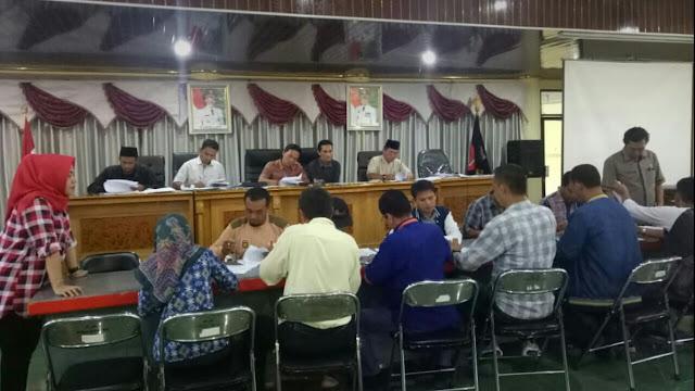 Pleno KPUD Lambar Selesai, Jokowi-Amin Menang Telak