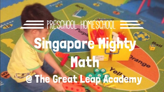 might math singapore math
