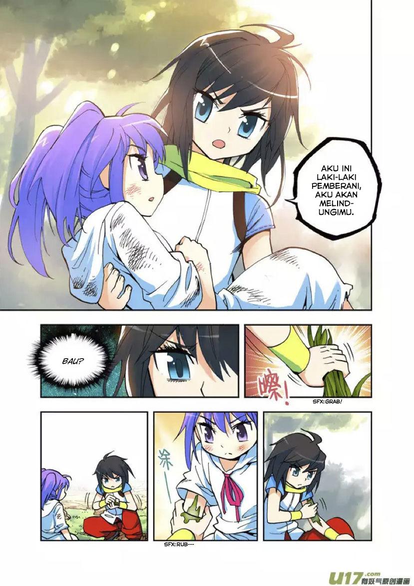 Baca Komik Manga Shen Yin Wang Zuo Chapter 3 Komik Station