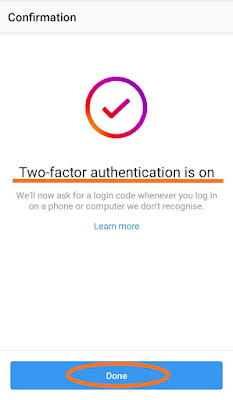 Secure data || secure karen Instagram par apni privacy in 2019