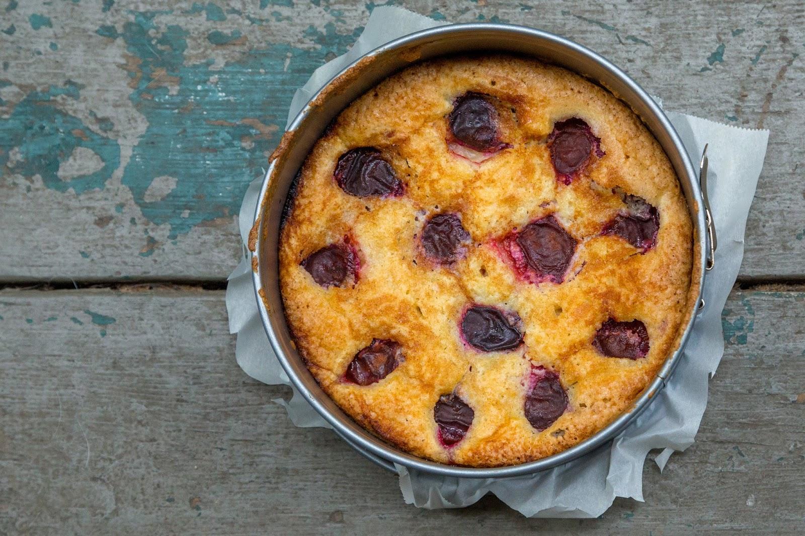 113 Grams Of Butter: Italian Plum Cake, Aka Summer Fruit Cake