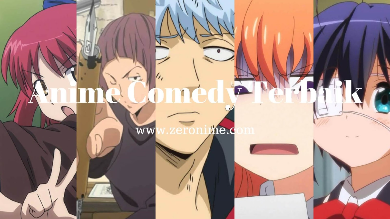 Anime Comedy Merupakan Salah Satu Genre Yang Banyak Disukai Sekali Kalangan Sebab Isi Ceritanya Ringan Dan Disertai Oleh Humor Lucu