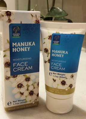 Manuka Health Honey Moisturising Face Cream