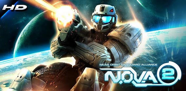 download game nova 2 apk data offline