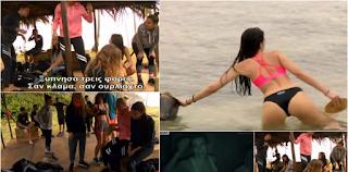 Survivοr 2: Η πρώτη νύχτα με καταιγίδα στο νησί: Οι Διάσημοι αντιμετωπίζουν τις καταιγίδες με…..!