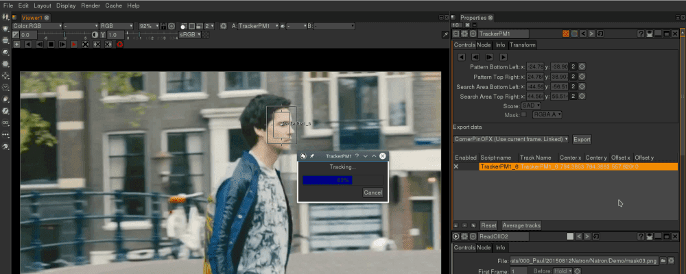 Software Aplikasi Alternatife Adobe After Effect - Natron