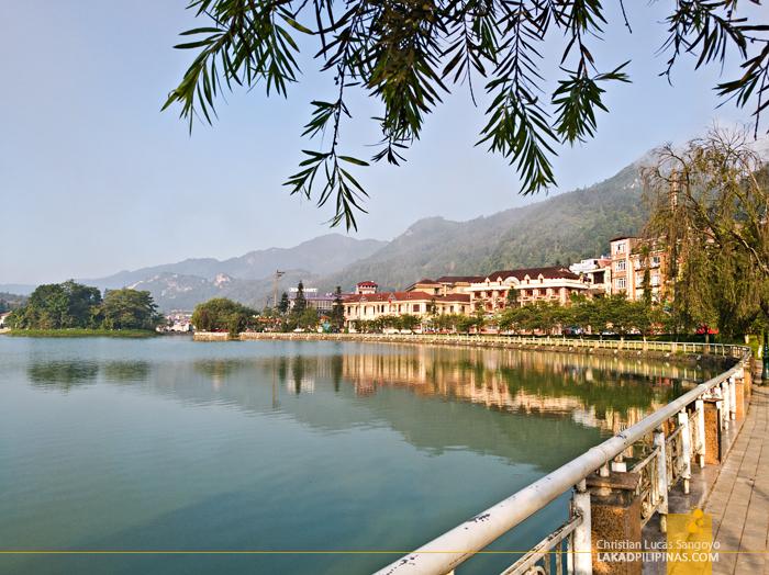 Lake Sapa Vietnam