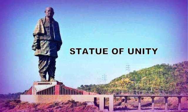 Statue of Unity facts