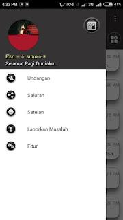 BBM Mod Minimal v.04 Base 3.0.1.25 Apk Clone Terbaru