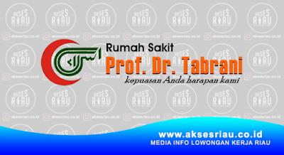 Rumah Sakit Prof. Dr. Tabrani Pekanbaru