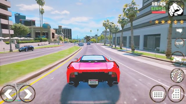 BAIXAR GTA V LITE 300MB MOD PACK GTA SA LITE ANDROID [1080P FULL HD]